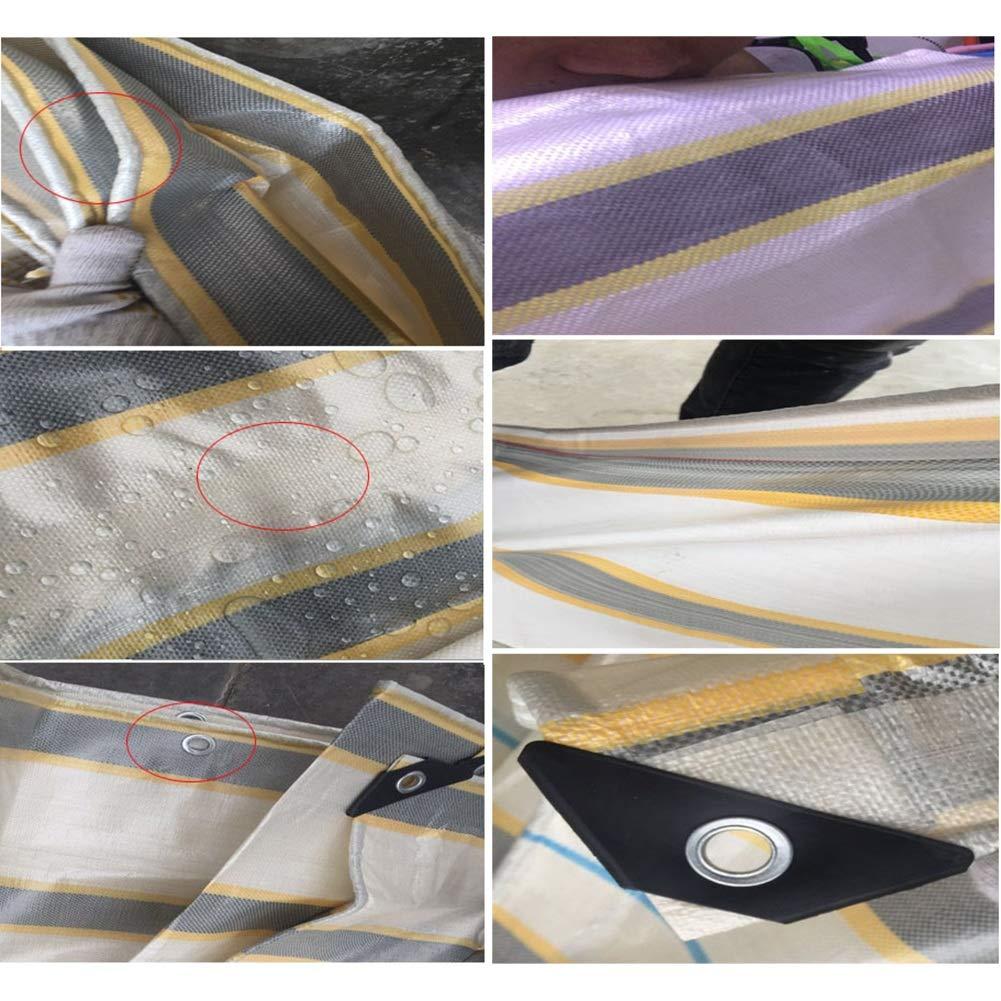 YANGJUN-Plane Linoleum Sonnencreme Winddicht Winddicht Winddicht Wasserdicht Staubdicht Antialterung Draussen, 0,38 Mm Dick (Farbe   Bunte, größe   2.8x3.8m) B07L3TTKH3 Zeltplanen Neu 093312