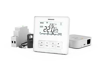 Ducasa IEM - Control 3g wifi boiler+energy