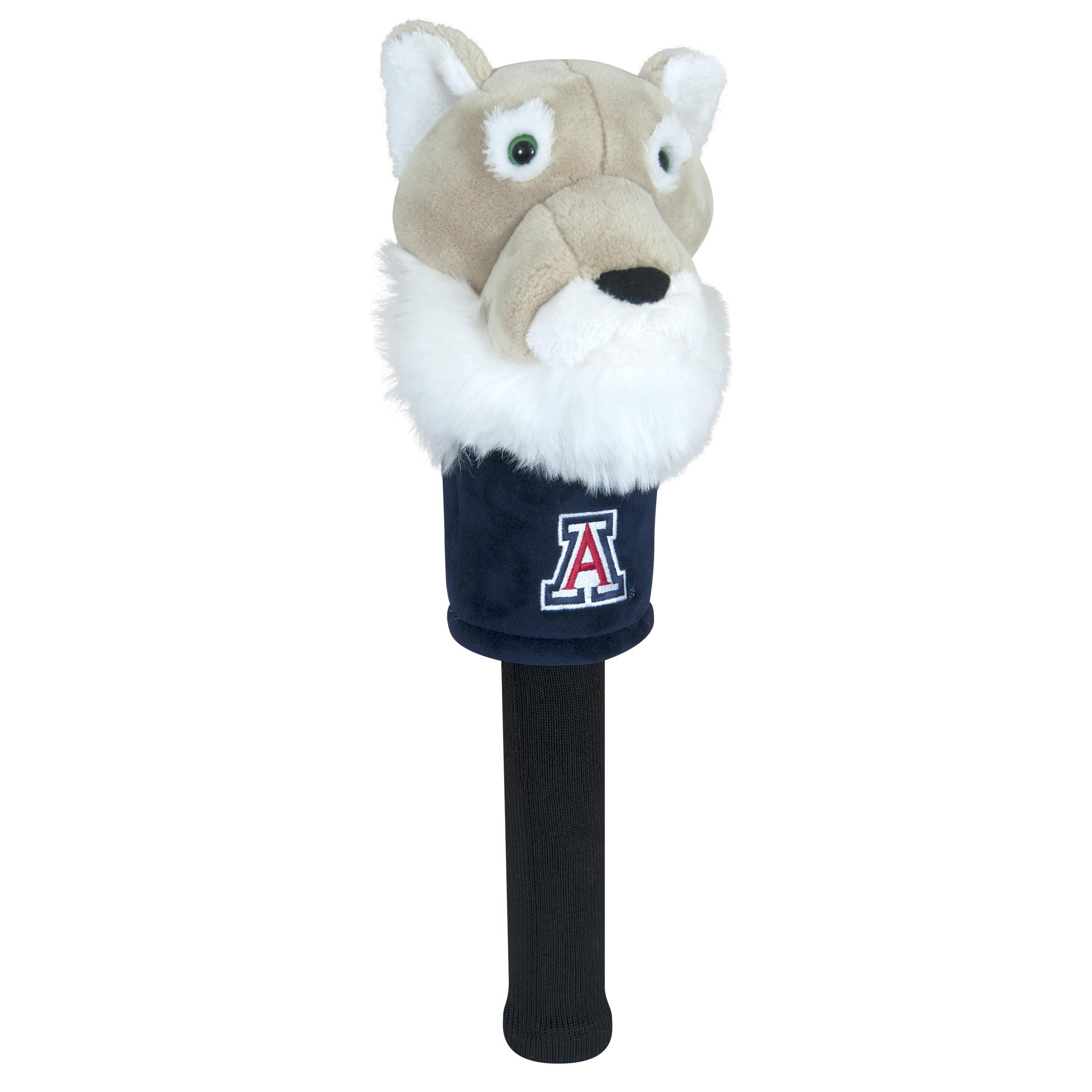 Team Effort Arizona Wildcats Mascot Headcover - Sock