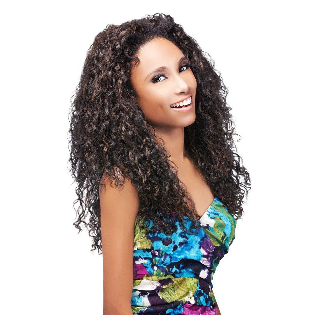 Amazon Dominican Curly Bundle Hair 1 Jet Black Outre Batik