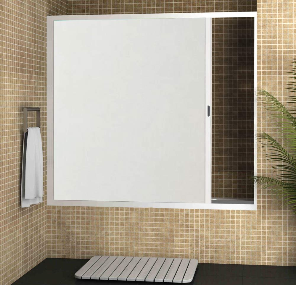 Without Digital Image (White, Matt, Translucent) Ancho  130 x Alto  150 cm Strategy Products Partition Bath Blind with Drawer Left and Right Closure Ancho  150 x Alto  140 cm with Imagen Digitalizada Londres