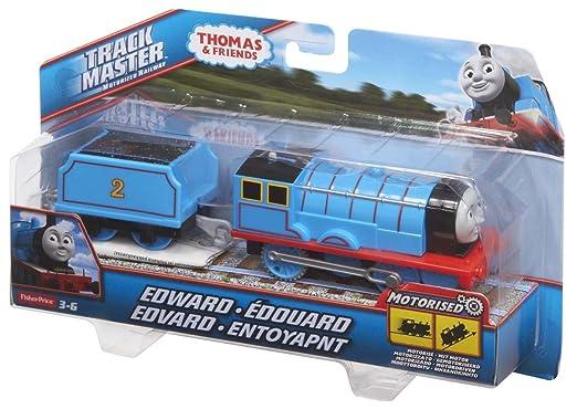 120 opinioni per Fisher Price BML11 Thomas&Friends- Trenino Tack Master Motorized, Edward,