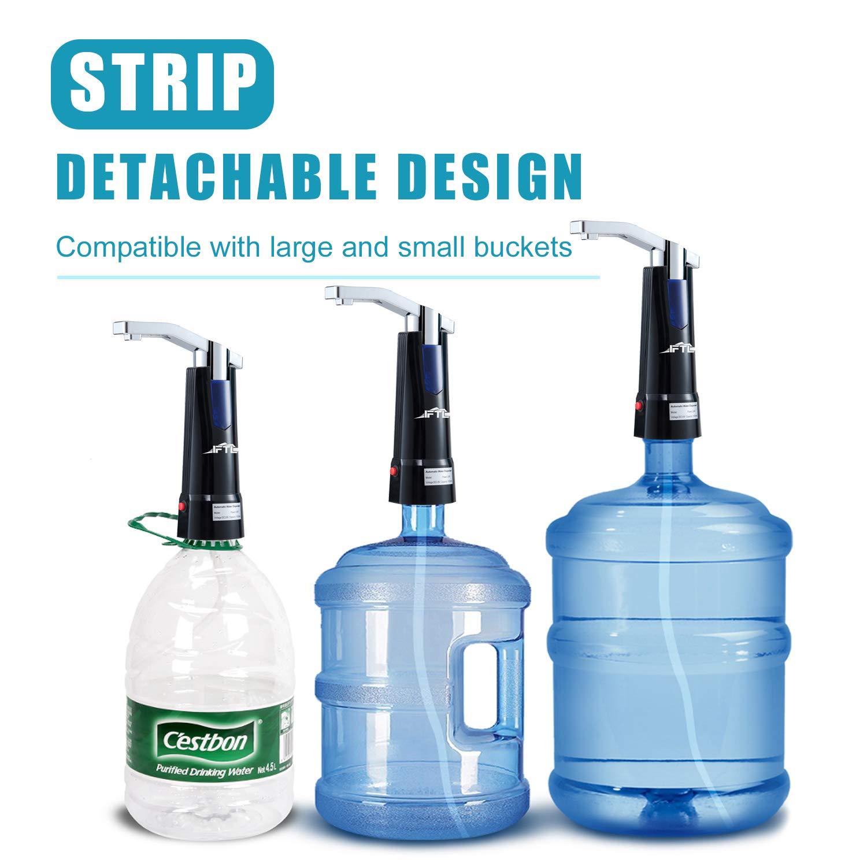 FTL - Dispensador de botellas de agua eléctrico automático ...