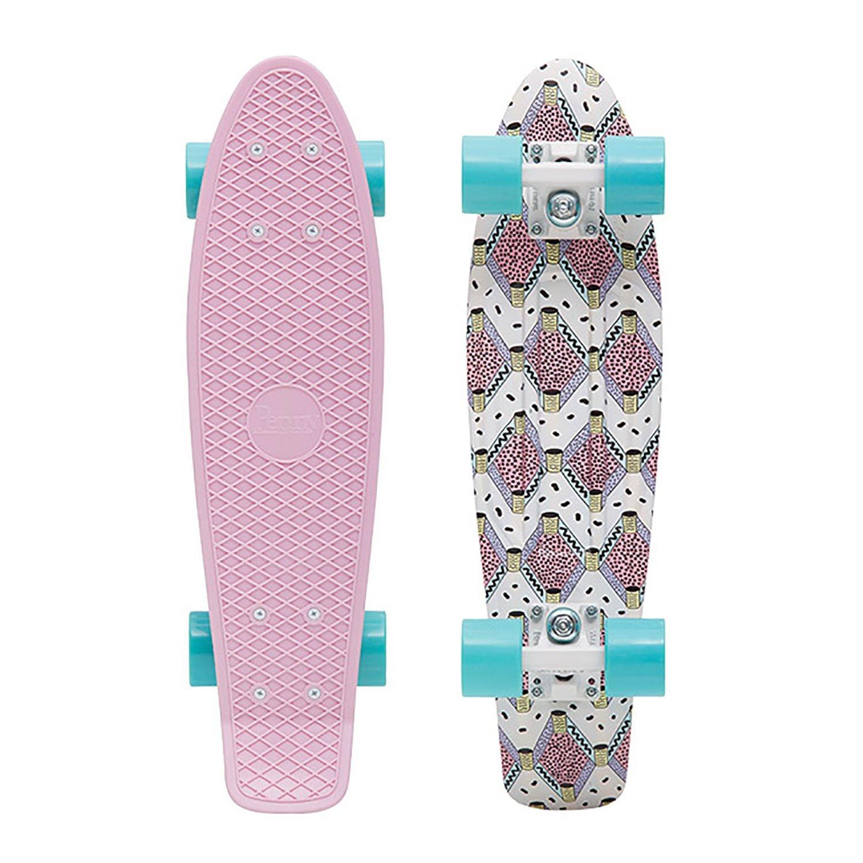 【限定セール!】 Penny B00VSRW21E Skateboard(ペニースケートボード) PENNY 0PFP1 FRESH PRINTS COMPLETE(ペニー フレッシュプリント コンプリート PRINTS 22インチ) 0PFP1 BUFFY 全長22インチ(約56cm)、幅約15cm B00VSRW21E, ハッピータイム:59abb874 --- a0267596.xsph.ru