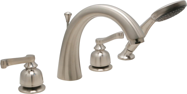 Sienna Double Handle Kitchen Faucet