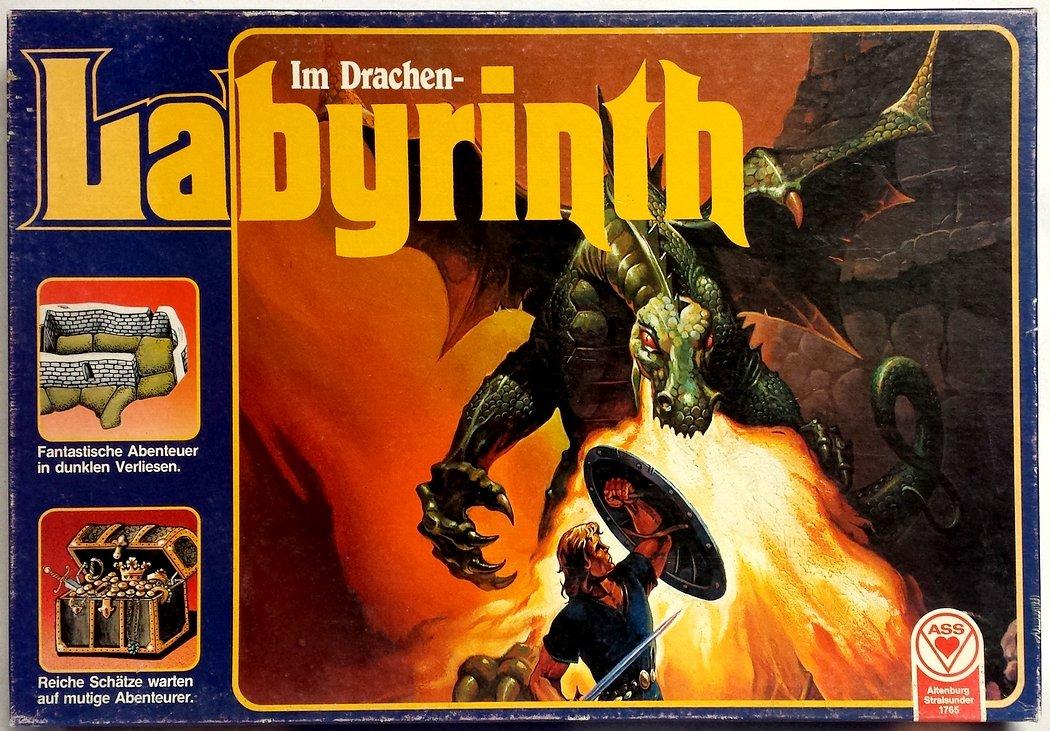 Im Drachen-Labyrinth