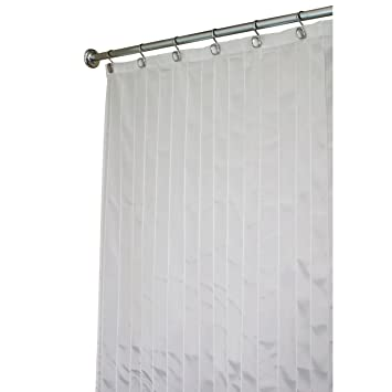 Image Unavailable Not Available For Color InterDesign Pin Tuck Long Shower Curtain
