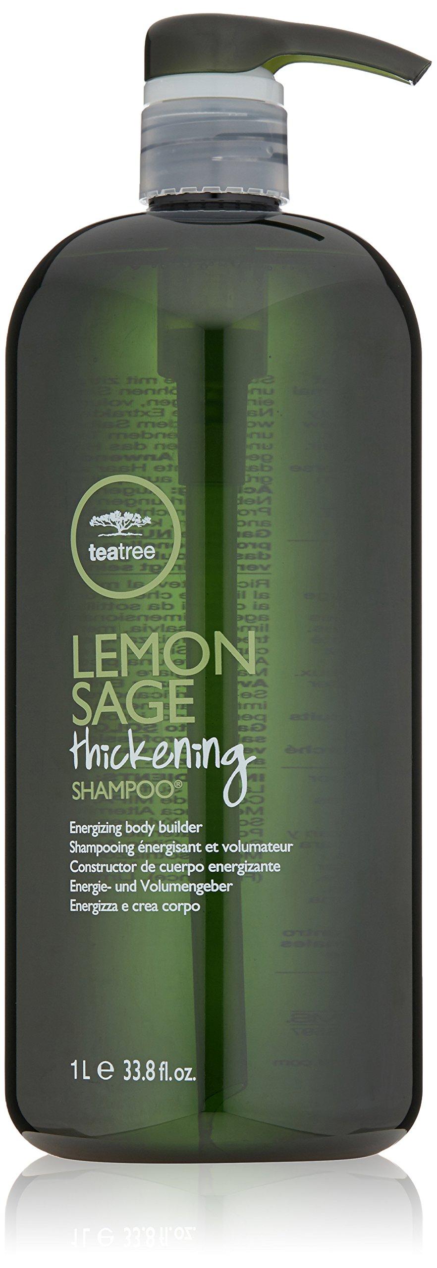 Tea Tree Lemon Sage Thickening Shampoo, 33.8 Fl Oz by Tea Tree