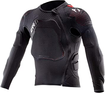 Black,L//XL Leatt Unisex-Adult Back Protector