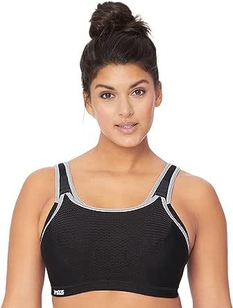 Glamorise Womens Adjustable Sport Bra Adjustable Sport Bra Sports Bra