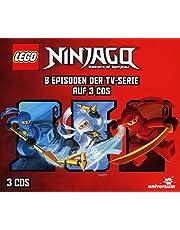 Lego Ninjago Hörspielbox 1