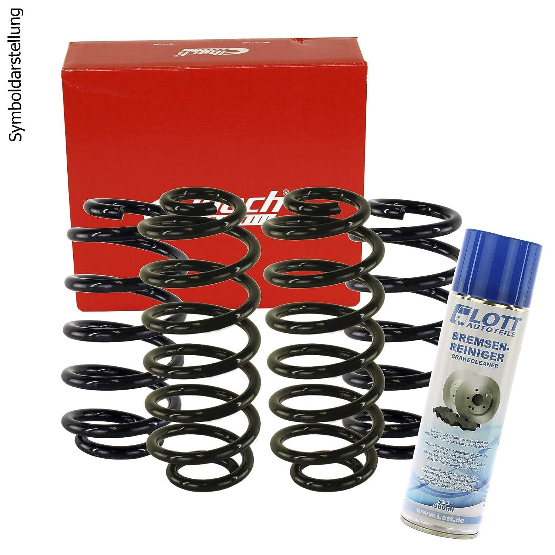 EIBACH Tieferlegungssatz Fahrwerksfedern Federn//Tieferlegung 30 mm Bremsenreiniger