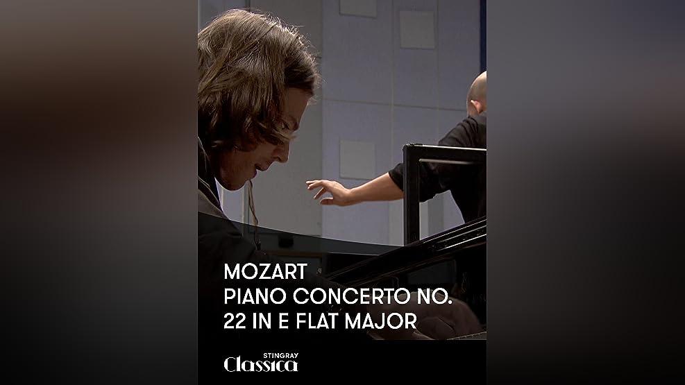 Mozart - Piano Concerto No. 22 in E flat major