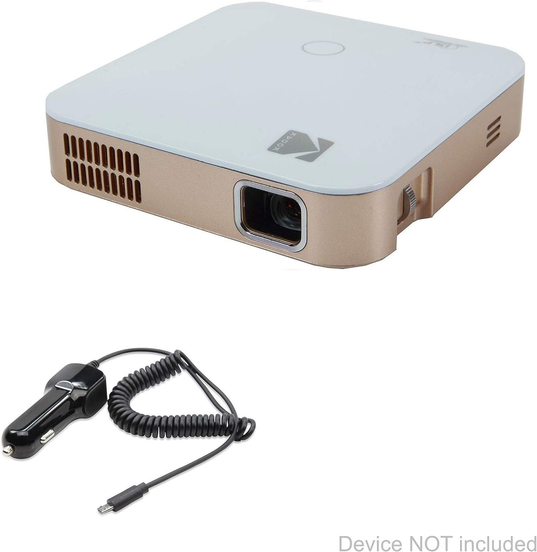 BoxWave Kodak Luma 350 - Cargador de Coche con proyector ...