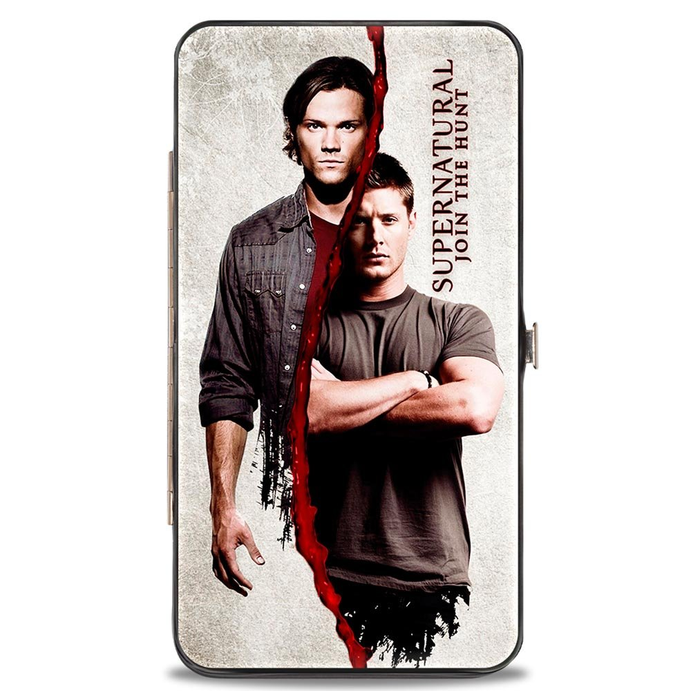 Buckle-Down Hinge Wallet - Supernatural HW-SNK