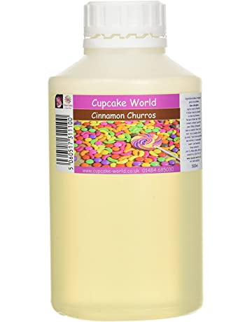 Cupcake World Aromas Alimentarios Intenso Canela Churros - 500 ml
