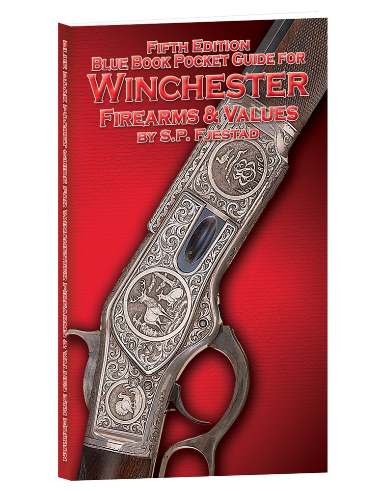 Pocket Guide Winchester Firearms Values product image