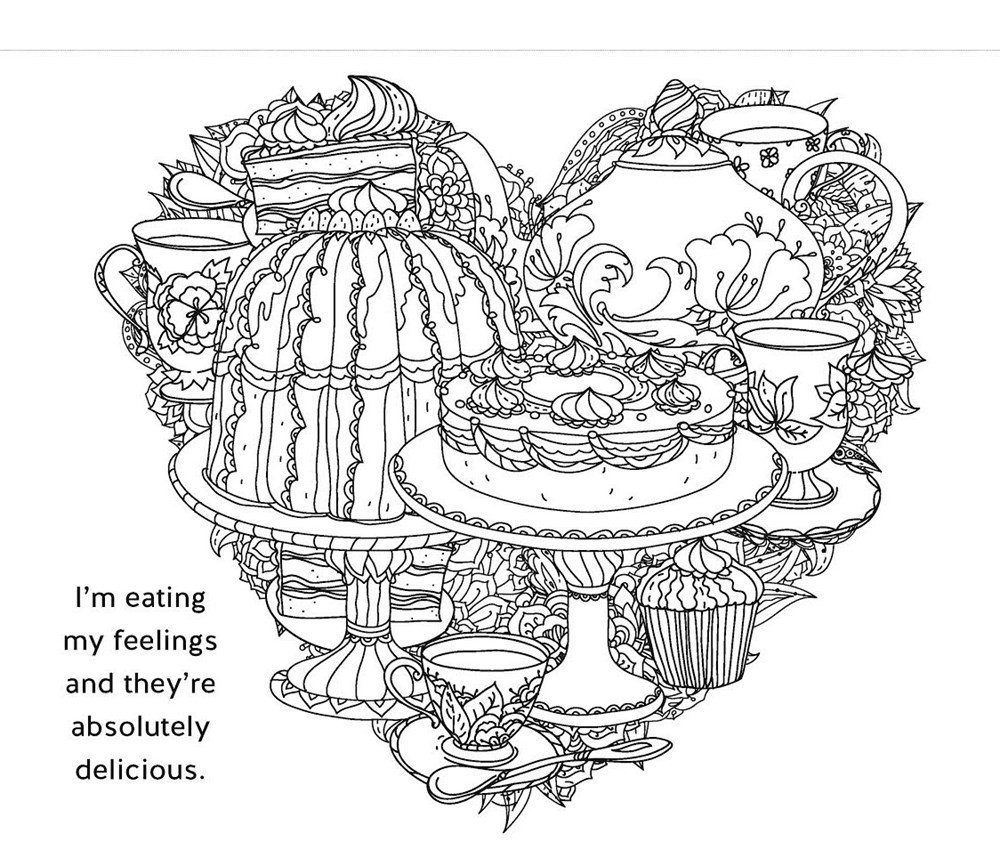 The indie coloring book - Amazon Com Mommy Drinks Because You Cry A Sarcastic Coloring Book 9781250119919 Hannah Caner Books