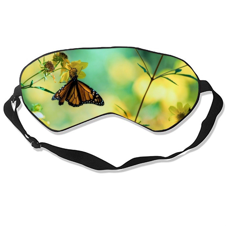 Amazoncom Monarch Butterfly Sleep Eye Mask For Sleeping Contoured