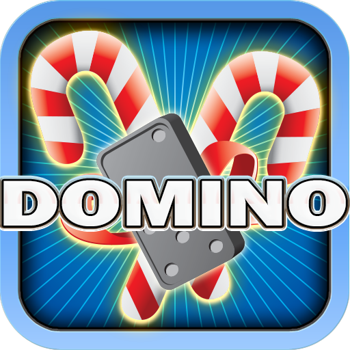 Domino Candy Cane Striped from Empire Rewards Mobile