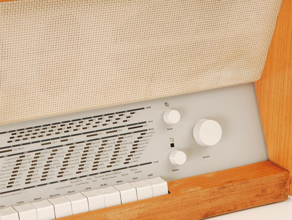 Braun TS 3 - 8 estéreo Tubo Radio: Amazon.es: Electrónica