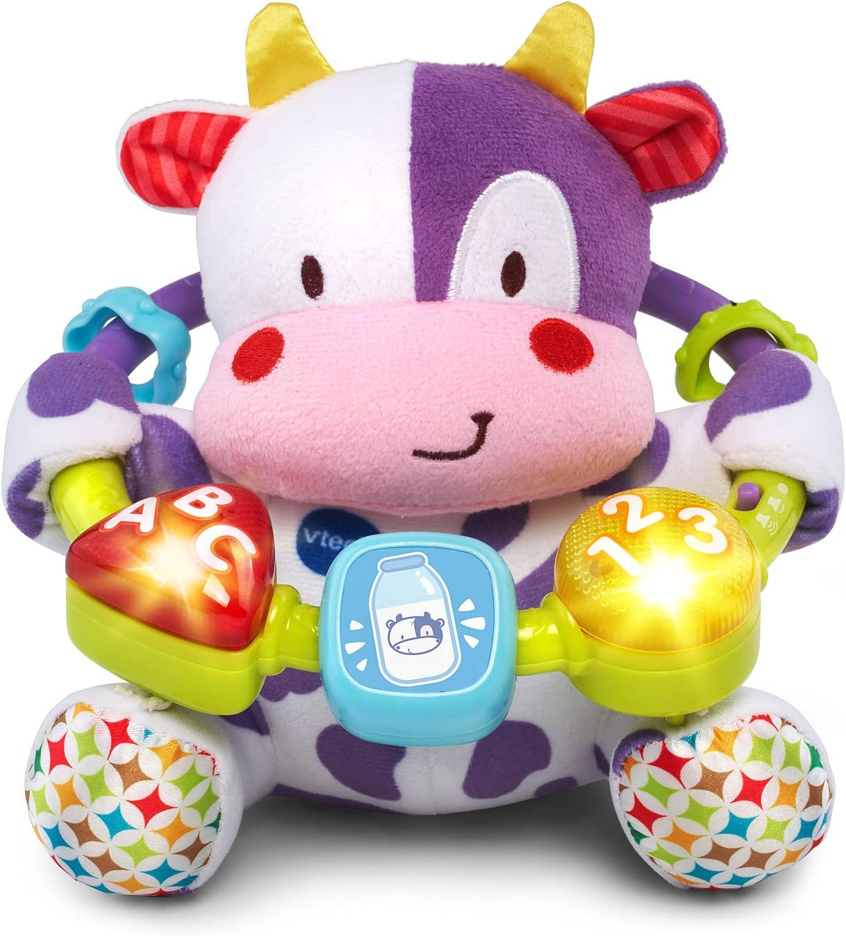 VTech Baby Lil' Critters Moosical Beads  Exclusive, Purple: Toys & Games