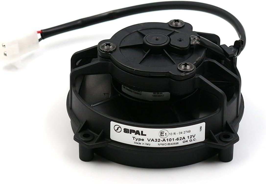 SPAL COOLER FAN, ventilador, ventilador axial 250M³ SUCCIÓN D109-D96 T = 48 / VA32-A101-62A 12V