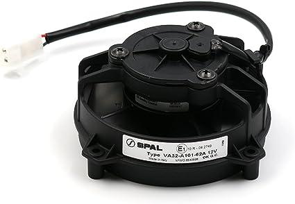 SPAL COOLER FAN, ventilador, ventilador axial 250M³ SUCCIÓN D109 ...