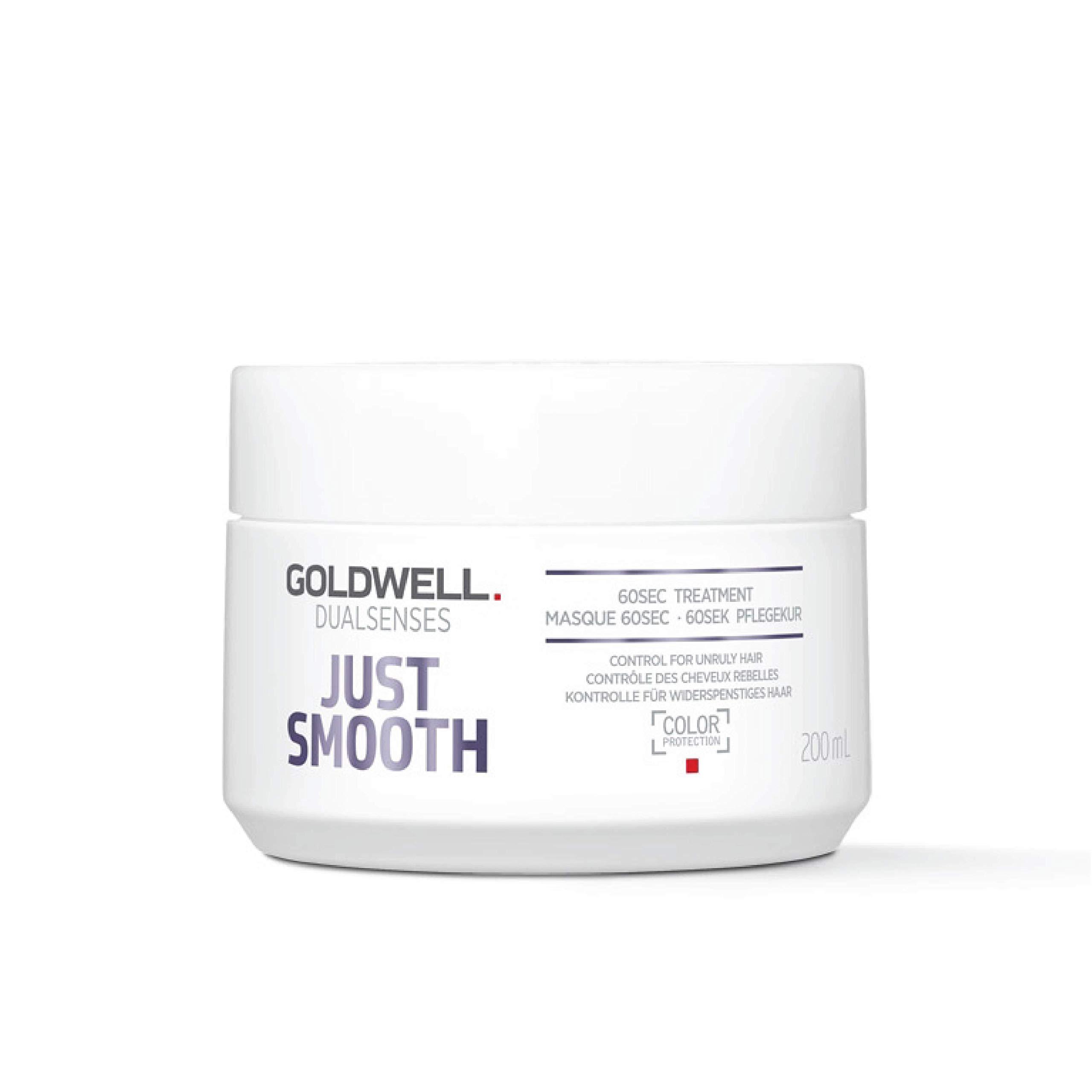 Goldwell Dual Senses Just Smooth 60S Treatment 200ml