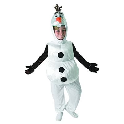Rubie's Official Disney Frozen Olaf, Child Costume - Medium Ages 5 - 6 Years: Toys & Games
