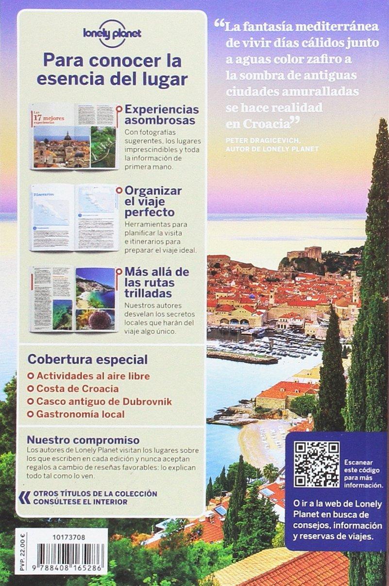 Lonely Planet Croacia Epub