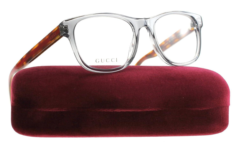 Gucci Lunettes (gg0004o 004 53)  Amazon.fr  Hygiène et Soins du corps 3ff3011fb25