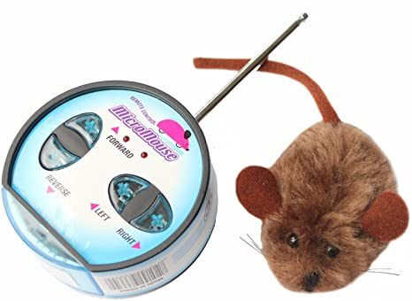 Micro Mouse Mini Racer – Gato de juguete