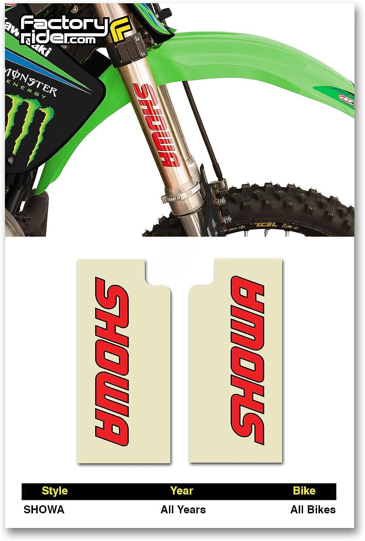Ecoshirt QA-86JH-YFFW Fork Stickers Fork Rockshox Reba 2016 Am33 Green 26 and 27.5