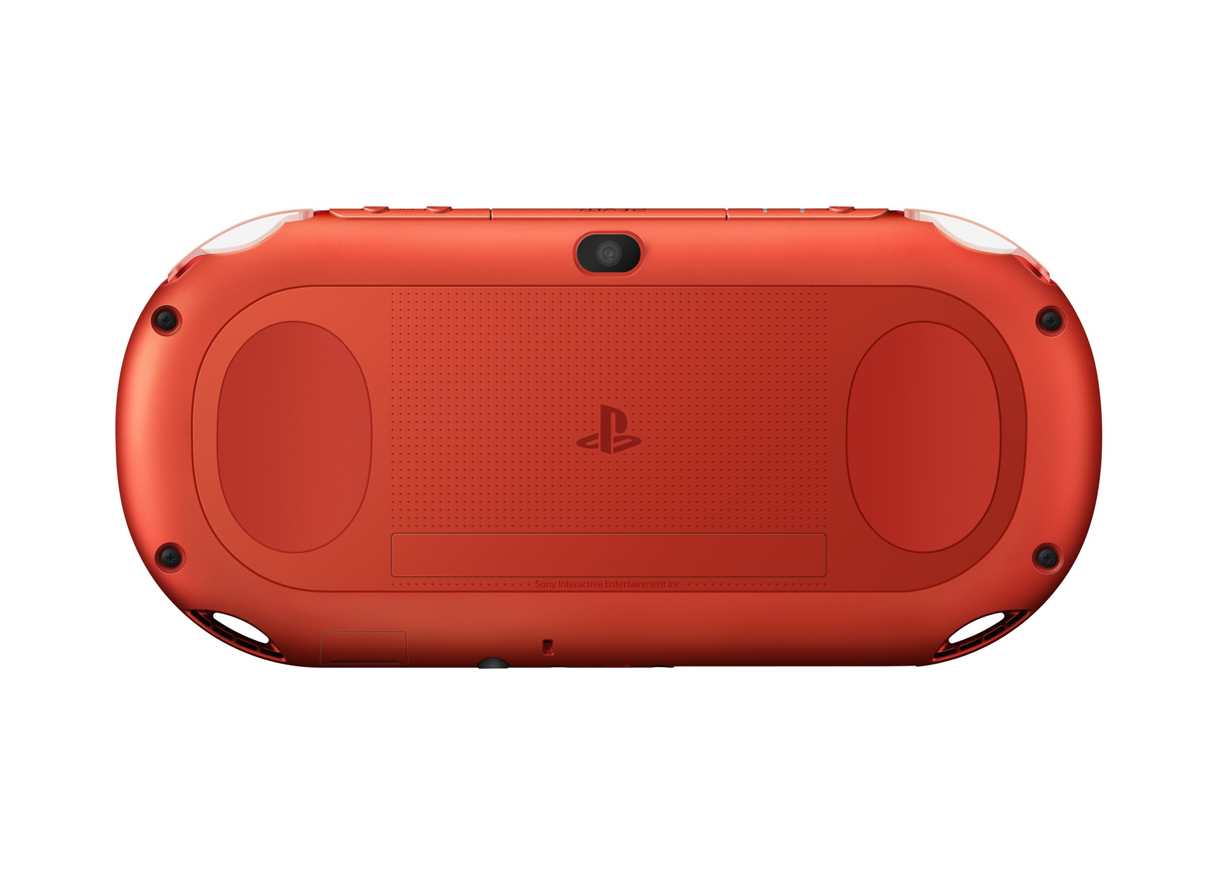 PlayStation Vita Wi-Fi Metallic Red PCH-2000ZA26 (Japan Import) by Sony (Image #8)