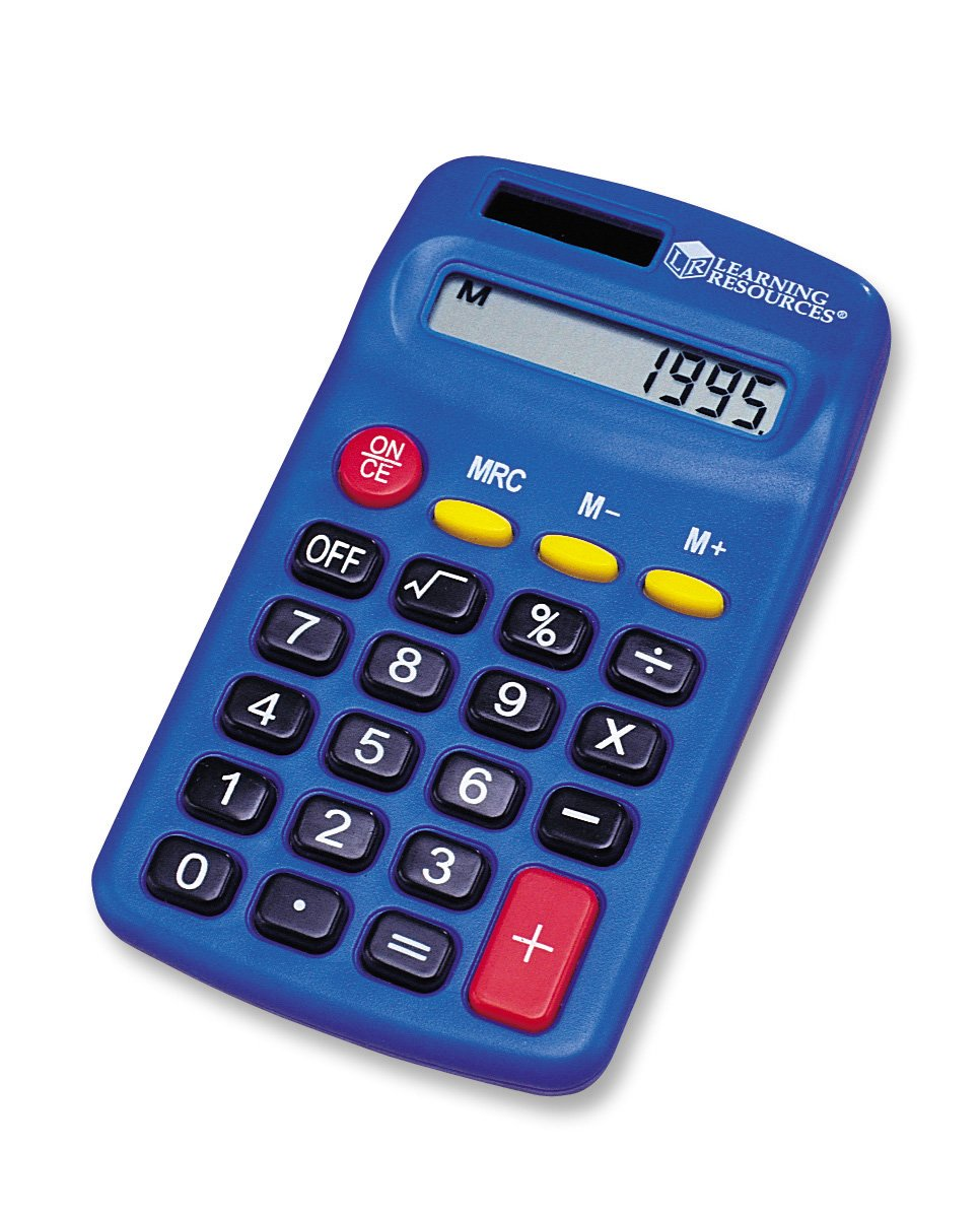 com primary calculator set of office products