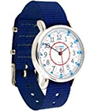 EasyRead time teacher ERW-RB-24-NBArmbanduhr 12–24, Marineblau (2 Farben verfügbar)