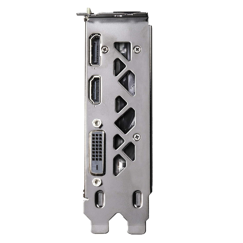 06G-P4-1265-KR 6GB GDDR6 Dual HDB Fans EVGA GeForce GTX 1660 Ti XC Ultra Black Gaming