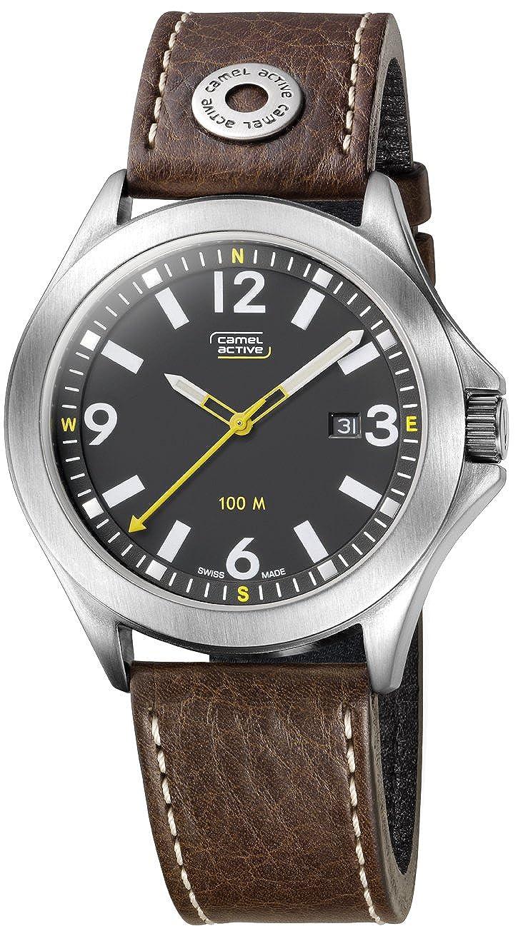 96de6b5e6c7 Camel Active Men's Urban Watch A661.5422E.LFPA: Amazon.co.uk: Watches