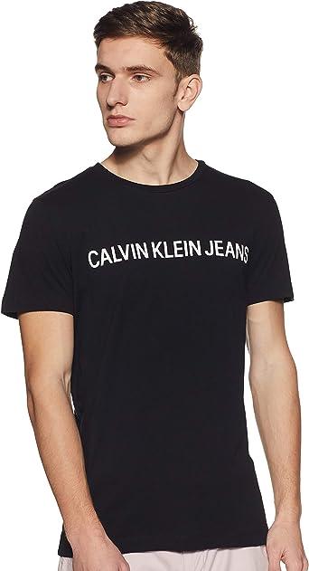 Oferta amazon: Calvin Klein Camisa para Hombre Talla S