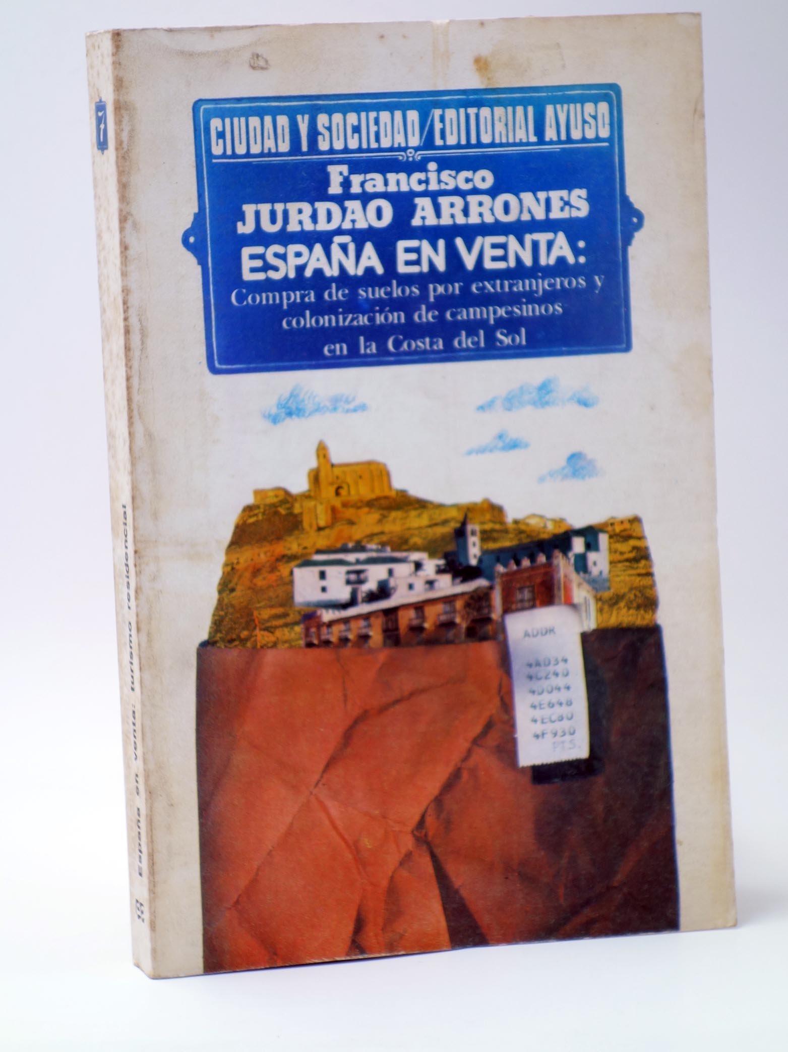 España en venta: turismo residencial Ciudad y sociedad: Amazon.es ...
