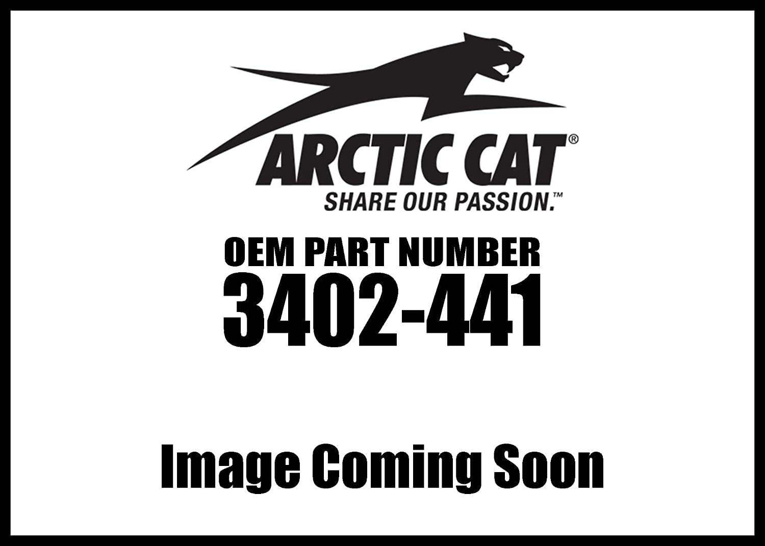 OUTER CLUTCH COVER GASKET Fits ARCTIC CAT 0830-137