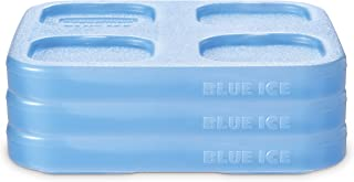 product image for Rubbermaid LunchBlox Blue Freezer, Medium Ice Pack Set, 3 Pack