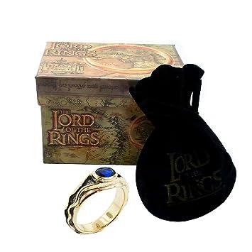 El Señor de los Anillos - Anillo de ELROND Vilya 21mm - Lord of The Rings