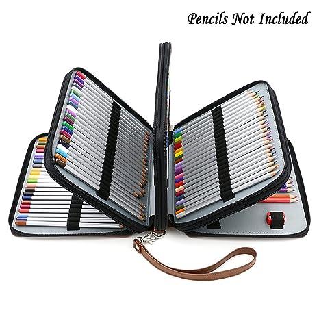 Amazon.com: Organizador para lápices de colores BTSKY ...