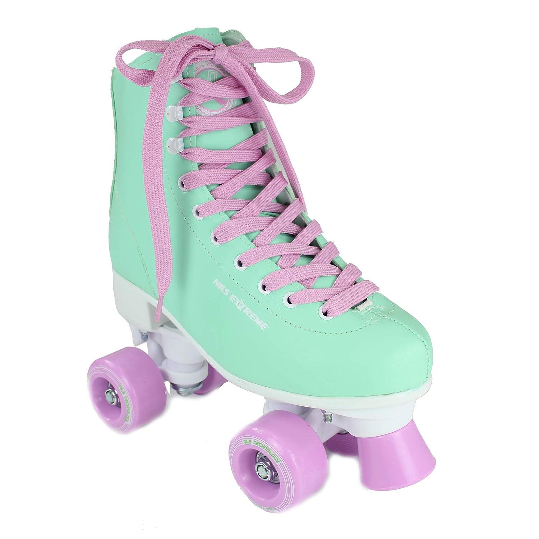 Nils Extreme Rollschuhe für Kinder Skates Rollerskates Inliner Disco Skates Sport NQ8400S