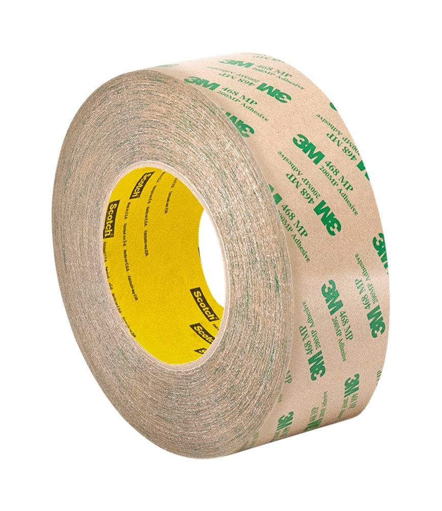 3M 468MP High Performance Adhesive Transfer Tape