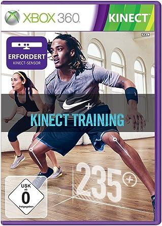 Microsoft Nike+ Kinect Training - Juego (Xbox 360, Deportes, DEU): Amazon.es: Videojuegos