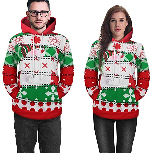 7466c94b631ea VonVonCo Pullover Sweaters for Women, Women's Solid Color Christmas ...