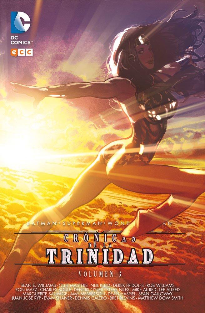 Batman / Superman /Wonder Woman: Cronicas de la Trinidad vol ...